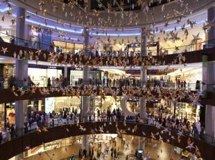 Topul celor mai luxoase centre comerciale din lume