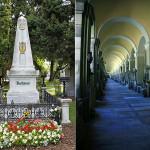 Top 10 cele mai vizitate cimitire din Europa