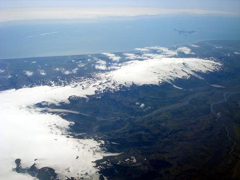 Eyjafjallajokull-Volcan