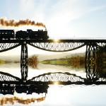 Top 8 calatorii cu trenul de neuitat