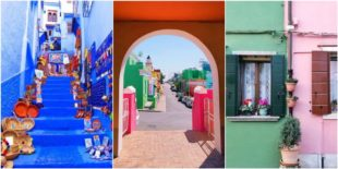 Top 7 locuri super colorate de vizitat de urgenta