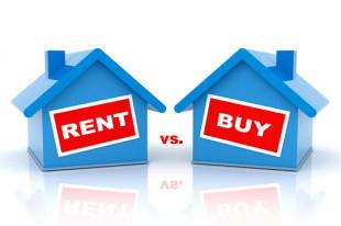 Topul avantajelor si dezavantajelor oferite de chirie si credit imobiliar