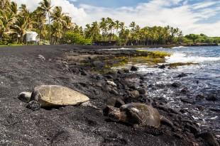 Top 7 plaje magnifice cu nisip negru