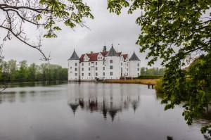 Glcksburg - Schlossteich