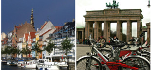Top 5 destinatii de vizitat cu bicicleta